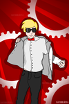 Dave Strider by ratgirl4eva