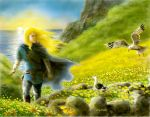 Glorfindel finds his grave by jade-forest-2