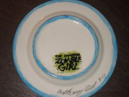 Zombie Girl Plate 07 Back by Gummibearboy