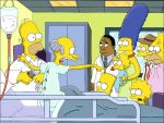 Who shot Mr Burns? - Hospital by Tusaara