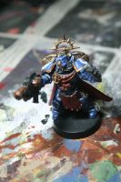 space marine commander 1 by paskiman