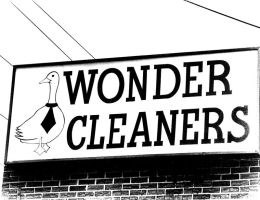 Wonder Cleaners by AcceptedOutcast