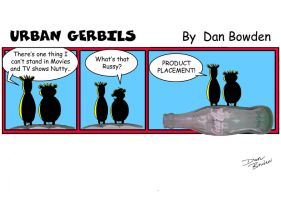 URBAN GERBILS.Pet hate by DannoGerbil