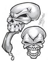 skullz by Bulletssf