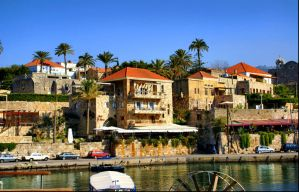 Byblos Harbour, Lebanon by gors