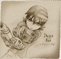 Death_the_Kid by RaetElgnis