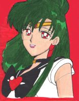 Sailor Pluto by Puja723