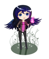 Chibi Requests -  Cat by darkmoon-13