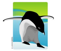 Penguin by ispec