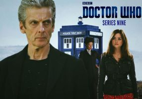 Doctor Who - Series 9 Poster *Fanmade* by superomar99