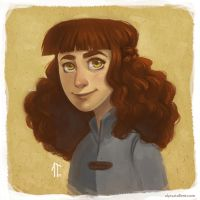 Main Character Girl by AlyssaTallent