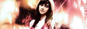 Girl with hat - sig by georgfx