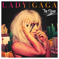 Lady GaGa - The Fame by other-covers