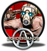Borderlands Button by GAMEKRIBzombie