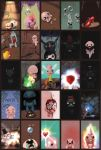 5x5 Binding of Isaac Items by betawho