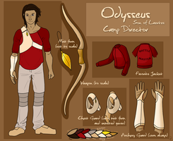 DR: Odysseus by VicariousRed