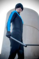 Nightwing by xProfAwesome