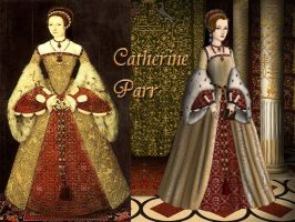 Catherine Parr by Nurycat
