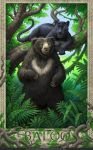 Jungle Book- Baloo by GoldenDaniel