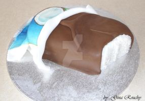 Bounty Bar Cake by ginas-cakes