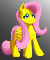 Fluttershy by RingtailFox