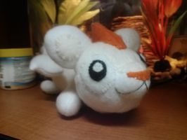 Shiny Litleo plush by Vulpes-Canis