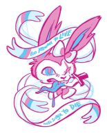 Too Sylveon to Die by Mamath