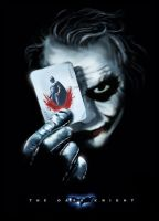 Joker SPEEDPAINT by hiteshsharma88