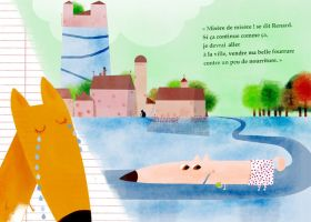 The naked fox - projet book 1 by nicolas-gouny-art