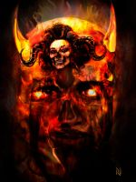 THE DEVIL WITHIN by Rjrazar1
