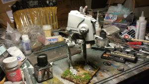1/48 Bandai AT-ST by THE-WHITE-TIGER