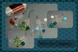 Movile Charms I by Jennol
