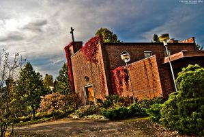 Church HDR by The-proffesional