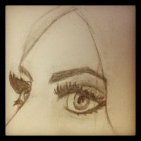 Gaga's Eyes by BMML