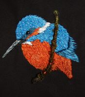 Kingfisher by RuthNorbury