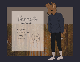 Reverie reference sheet by peaceboner