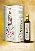 Rezen Oliveoil Packaging by byZED