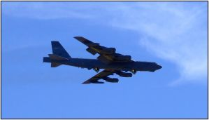 B52 Stratofortress by orcamistress101