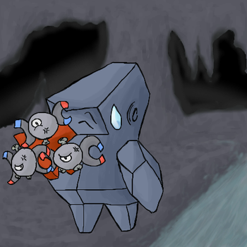 How NOT to make a Magneton by NeonFlygon