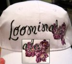 Loominate Hat Embroidery by Mysticalpchan