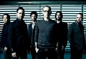 Linkin Park Promotional Photoshoot- 2012 by vickymyo