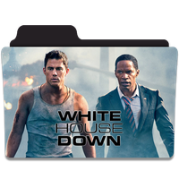 White House Down Folder Icon by efest
