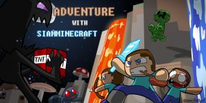 Siam Minecraft Adventure by Coffgirl