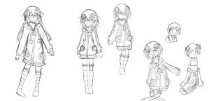 [Request] 4 Step Regression Neptune Rough Draft by SkydogIIZ