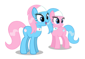 Aloe and Lotus by ForsakenSharikan
