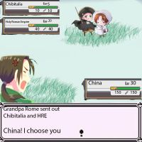 China I choose you! by SaloCaalise