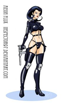 Aeon Flux by Inspector97