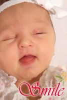Baby Photography smile by ArtisinmyHeart