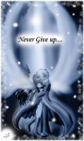 .:CB Never give up:. by Dawnrie