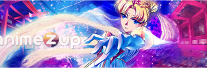 Animezup Magic banner by ValentineDemostene